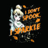 Disney Peter Pan Tinkerbell Halloween Sparkle T Shirt