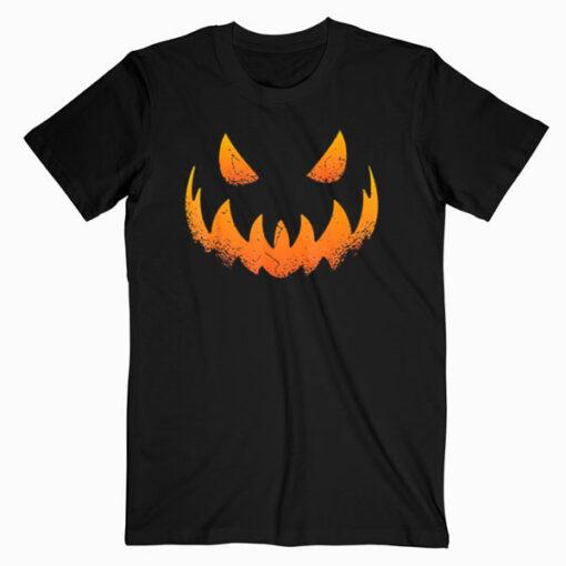 Halloween Pumpkin Scary Halloween T Shirt