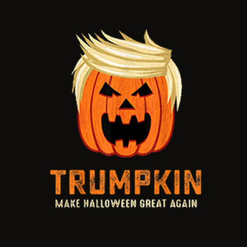 Halloween Trumpkin Funny T Shirt