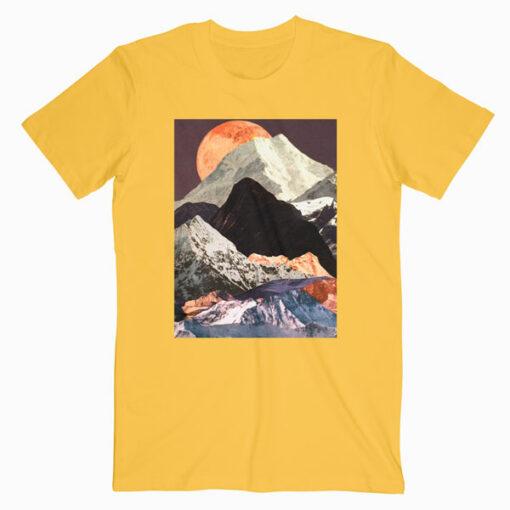 Nature mountain 6 T Shirt
