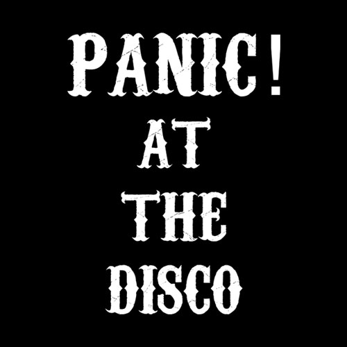 Panic At The Disco Band T Shirt