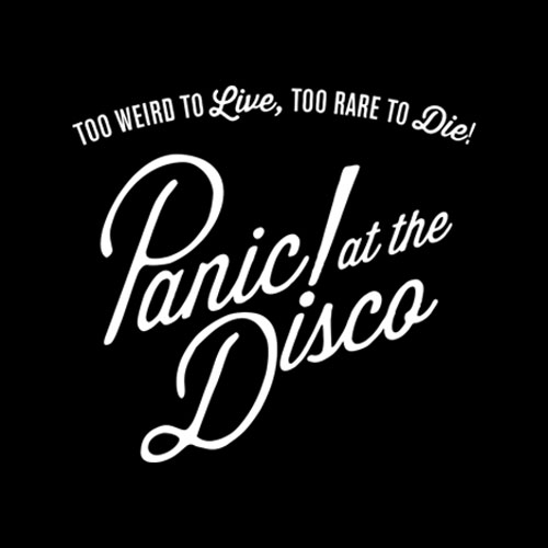 Panic At The Disco Band T Shirts