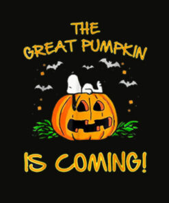 Peanuts Great Pumpkin believer since 1966 T Shirt