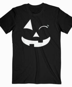 Peter Pumpkin Eater Jack O'lantern Couples Costume T Shirt