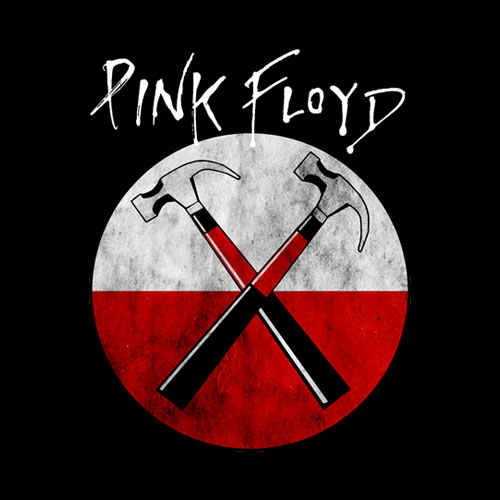 Pink Floyd Hammers Mad Band T Shirt