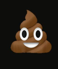 Poop Emoji Costume Funny Halloween T Shirt