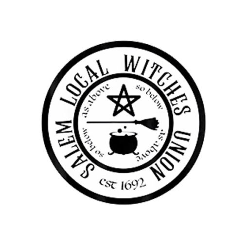 Salem Local Witches Union est 1692 Halloween T Shirt
