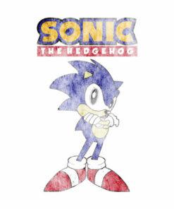 Sonic The Hedgehog Movie Funny T Shirt