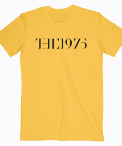 The 1975 Band T Shirt