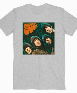 The Beatles Rubber Soul Band T Shirt