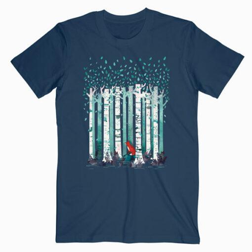 The Birches T Shirt