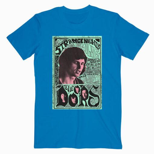 The Doors Poster Band T shirt