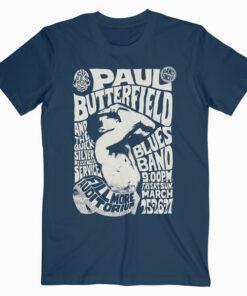 The Paul Butterfield Blues Band T Shirt