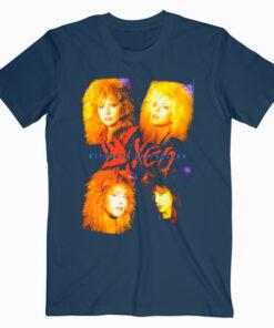 Vixen Band Tee Tshirt New Band T Shirt