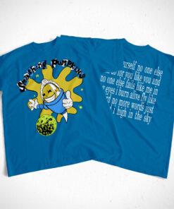 1992 Starla Concert Tour Smashing Pumpkins Band T Shirt Front Back Sides
