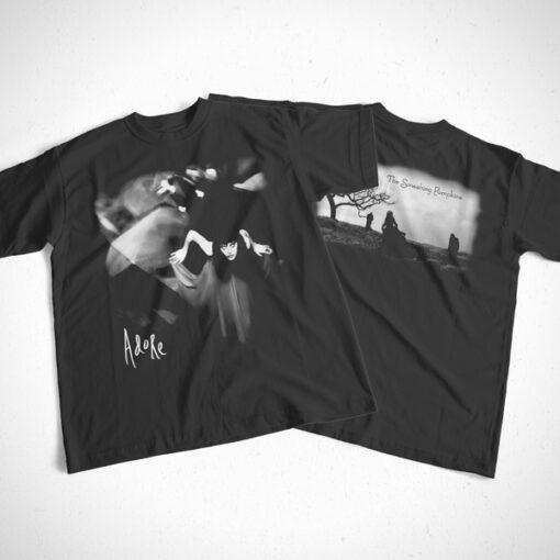 Adore Smashing Pumpkins Band T Shirt Front Back Sides