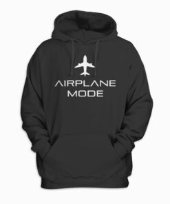 Airplane Mode Pullover Hoodie