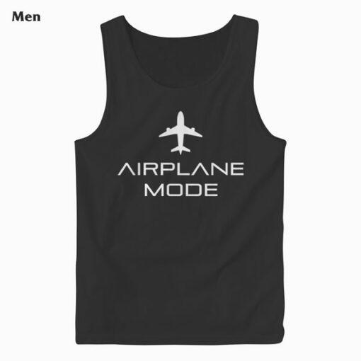 Airplane Mode Tank Top