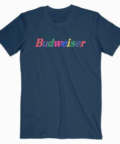 BUDWEISER COLORS TEE -Budweiser T Shirt