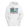 Billy The Legend Continues Billy The Kid Pullover Hoodie