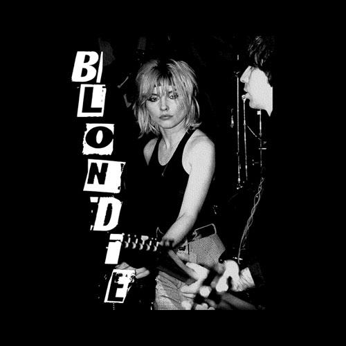 Blondie Live Band T Shirt