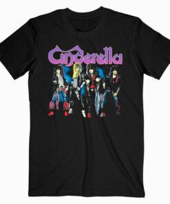 Cinderella Night Songs Vintage Band T Shirt
