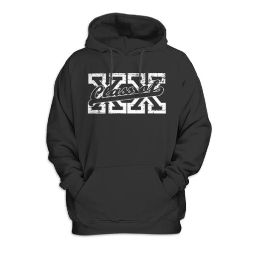 Class of 2020 XX Vintage Classic Pullover Hoodie