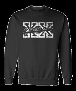 Class of 2020 XX Vintage Classic Sweatshirt