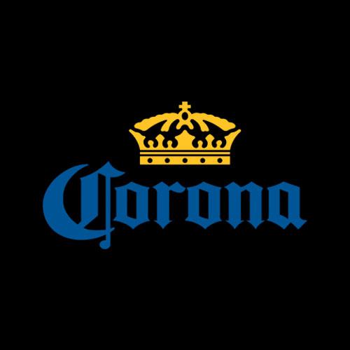 Classic Corona Logo With Crown