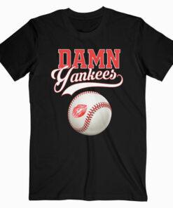 Damn Yankees Band T Shirt bl