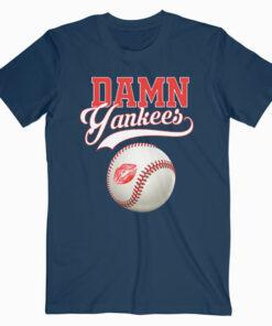 Damn Yankees Band T Shirt nb