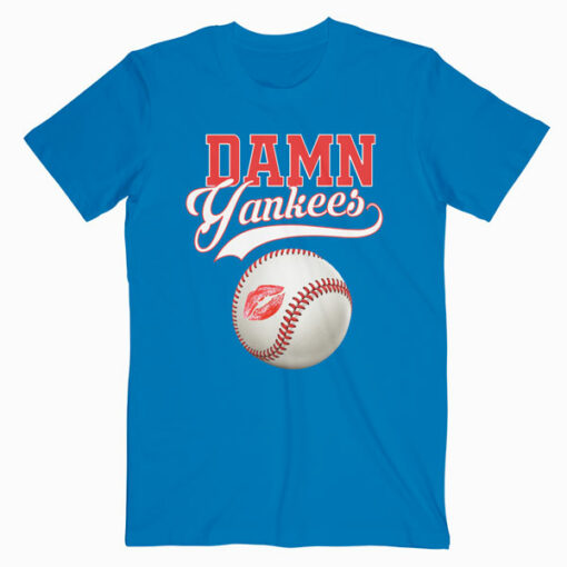 Damn Yankees Band T Shirt rb