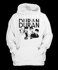 Duran Duran Band Pullover Hoodie
