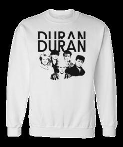 Duran Duran Band Sweatshirt