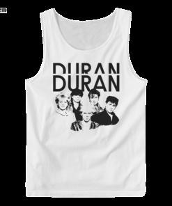 Duran Duran Band Tank Top