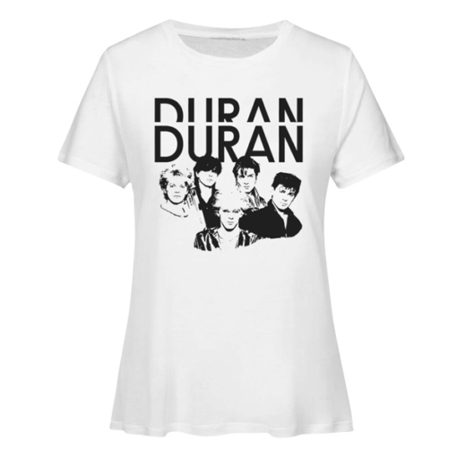 Duran Duran Band Band T Shirt