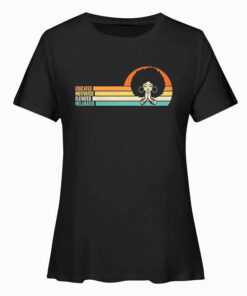 Educated Motivated African American Black Queen Melanin T Shirt