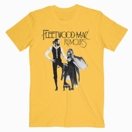 Fleetwood Mac Vintage T Shirt - Band T-Shirt