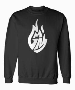 Good Mythical Morning White Logo Sweatshirt