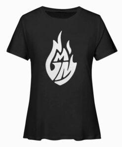 Good Mythical Morning White Logo T Shirt