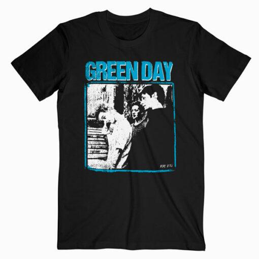 Green Day California Punk Rock Est. 1986 T-Shirt - Band T Shirt