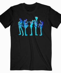 Jazz-Band-Musicians-Premium-T-Shirt-bl