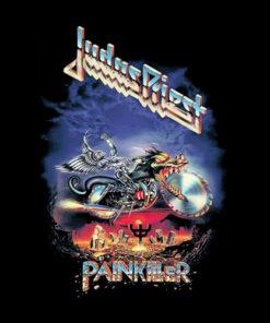 Judas Priest Painkiller Band T-Shirt