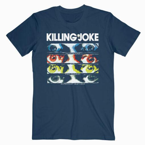 Killing Joke Extremities Vintage Band T Shirt