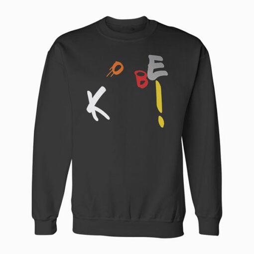 Kobe Pullover Sweatshirt