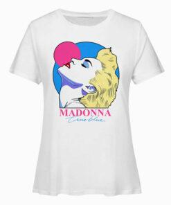 Madonna True Blue Art Band T Shirt
