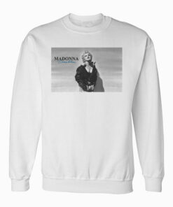 Madonna True Blue Cover Sweatshirt