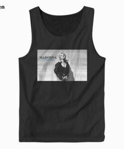 Madonna True Blue Cover Tank Top