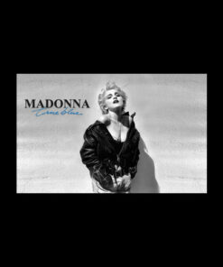 Madonna True Blue Cover