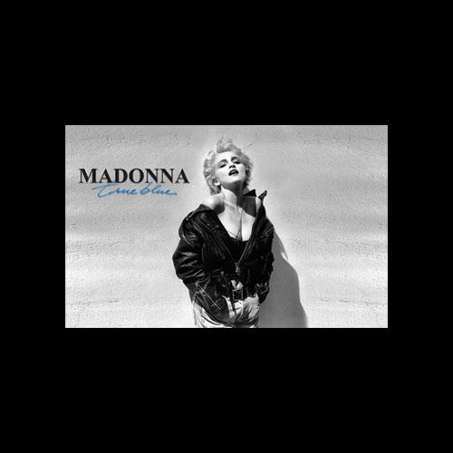Madonna True Blue Cover